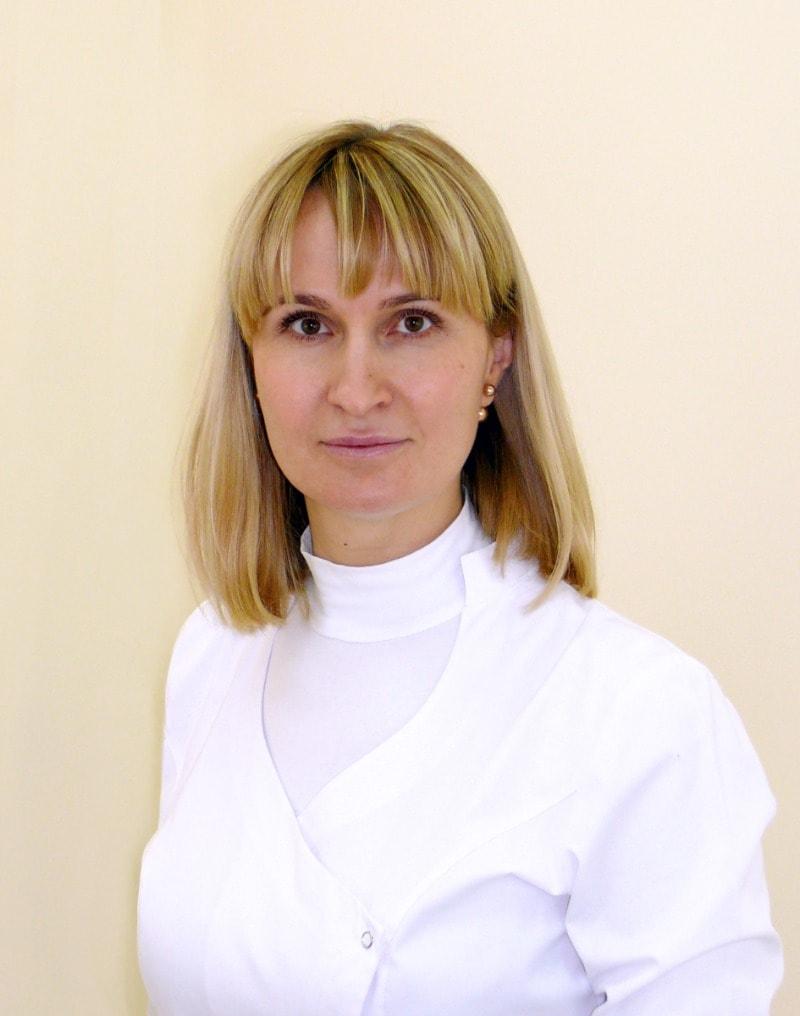 Евдокимова Вера Владимировна
