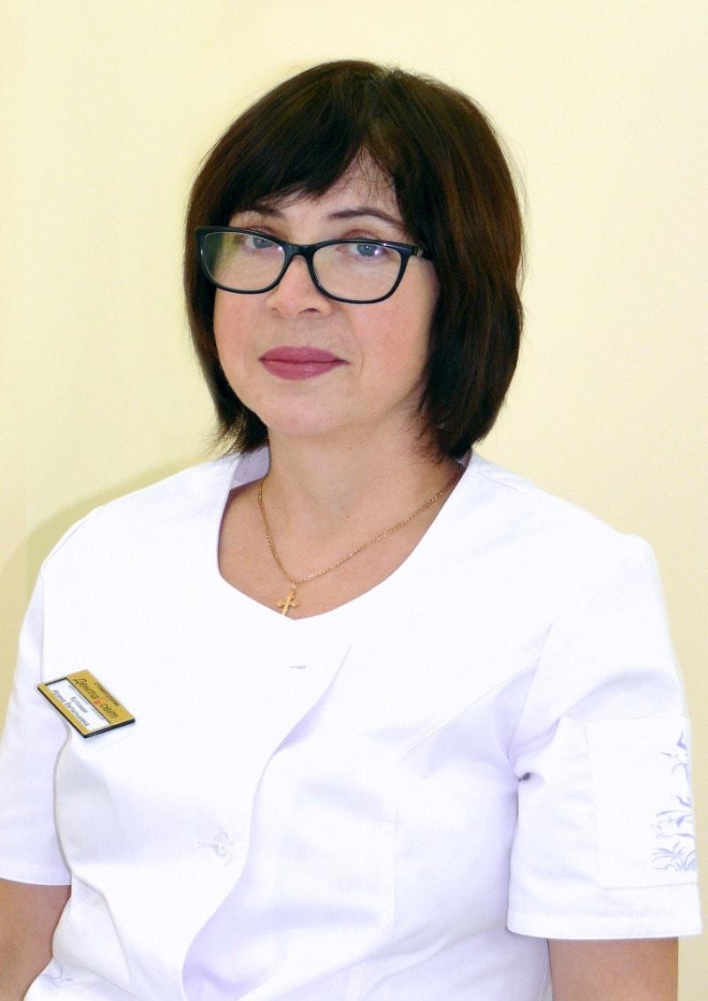Кутовая Ирина Витальевна