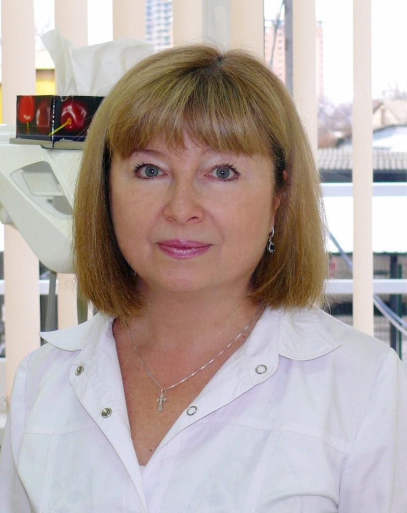 Ляшко Людмила Анатольевна